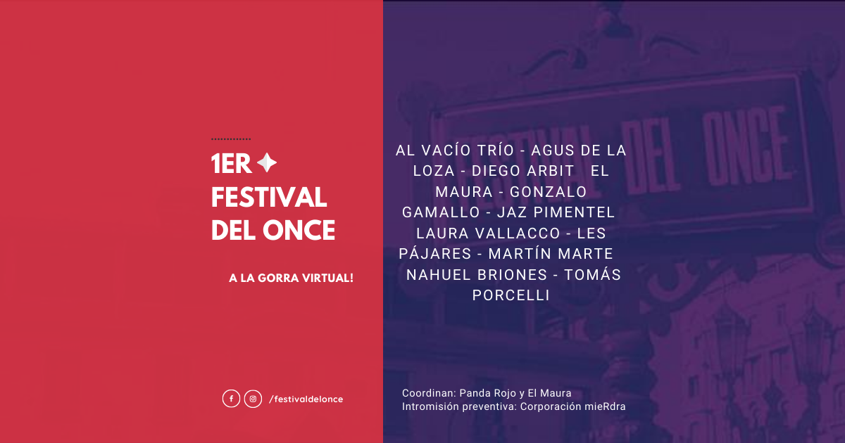 Primer Festival del Once